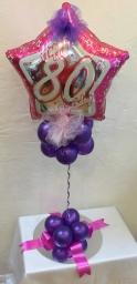 birthday centrepiece