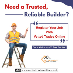 Find local Vetted Builders.