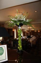 Award winning hotel arrangements