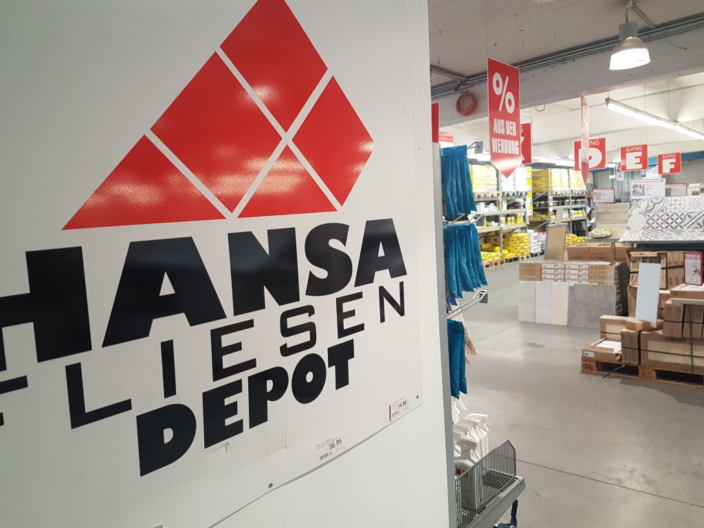 Hansa Fliesen Depot Theodor Otte Straße 148 Gelsenkirchen