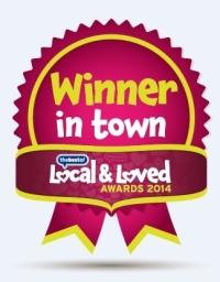 Winner In Town 2014