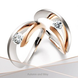 Exclusive Wedding Rings Set