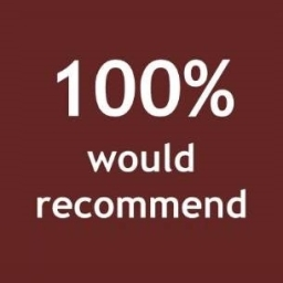 In a survey, 100 Percent of our clients would recommend Mulberry House Clinic and Laser Centre to friends or family.