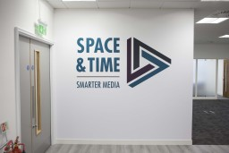 Space & Time Media Manchester Reception