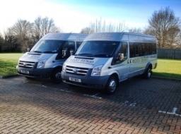 8 - 16 Seater Minibuses for Hire