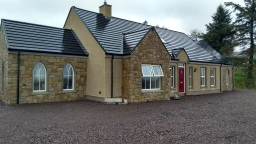 New House Build Pomeroy Dungannon Tyrone