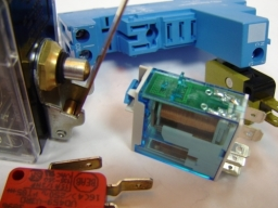 Typical Bus Door - Electrical Components