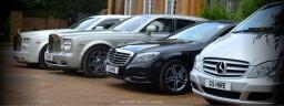 Quality Chauffeur Driven Cars - GS Car Hire London