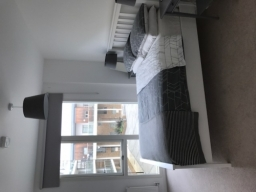 Large double beds and ample wardrobe space with plenty of hangers provided