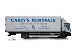 Logistics Service Beckenham Kent Casey's Removals