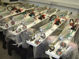 TDS Pneumatic Shelfplate Assembly