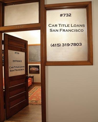 Car Title Loans San Francisco 1 Hallidie Plz, San