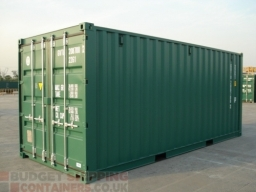20ft New Shipping Container for Sale