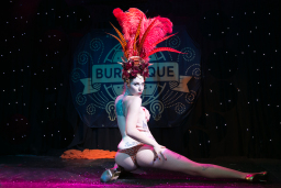 World Burlesque Games - Winner
