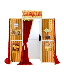 The Vintage Circus Photo Booth