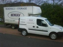 MWAV Vans. Our fleet has now 4 vehicles.