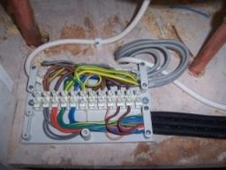 Heating Control Wiring