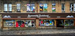 Summits Outdoor - Shop Front