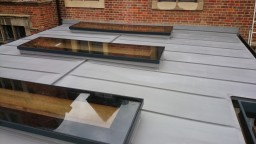 Zinc Roofing by Essex Metal Roofing