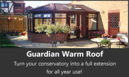 Guardian Warm Roof Peterborough & Stamford