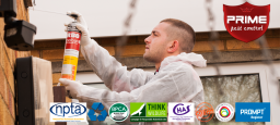 Prime pest control London accreditations