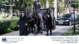 Funeral Directors Tonbridge Kent : Welham Jones