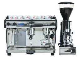 Esprezzi Ultra 2-Group Traditional Coffee Machine