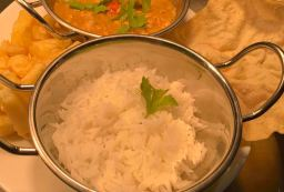 Homemade Indian style curries