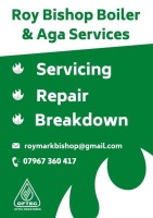 Roy Bishop Boiler and Aga Services