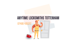 Anytime Locksmiths Tottenham, 07480485217