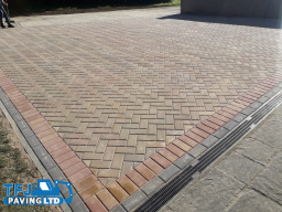 New Driveway in Newcastle