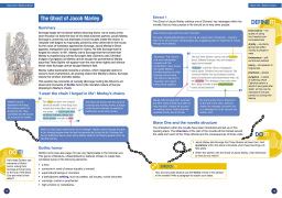 Education book layout for Scholastic