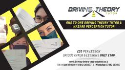 Driving Theory Tutor