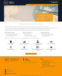 Responsive Web Design For Financial Services