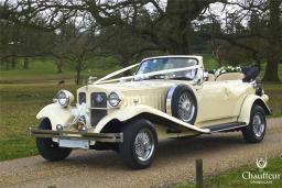 Beauford Vintage Wedding Car Hire