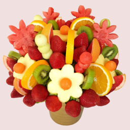 Watermelon Fruit Arrangement - Fruity Gifts UK