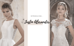 Justin Alexander at Brides of Chester