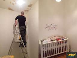 Nursery painting project