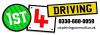 1st 4 Driving Cornwall
