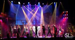 Rock of Ages Musical Theatre Technical Production