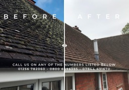 Roof Cleaning Hampshire