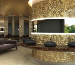 Luxury design mosaic tiles by Dune Ceramica