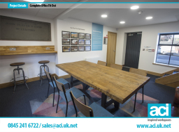 Pear Tree Yard Office Fit Out