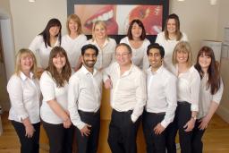 private dental practice in Leamington Spa -Dentist