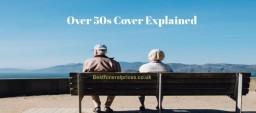 over 50s insurance policy