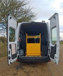 Warnerbus Renault Minibus Conversion