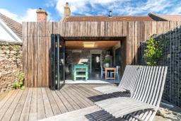 Miner's Cottage II - Rear