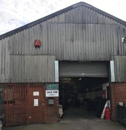 Lightweight Tiles Ltd Outside off Unit