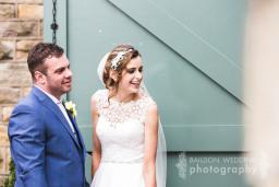 Oakwell Hall wedding Leeds