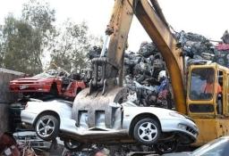 Scrap car in manchester